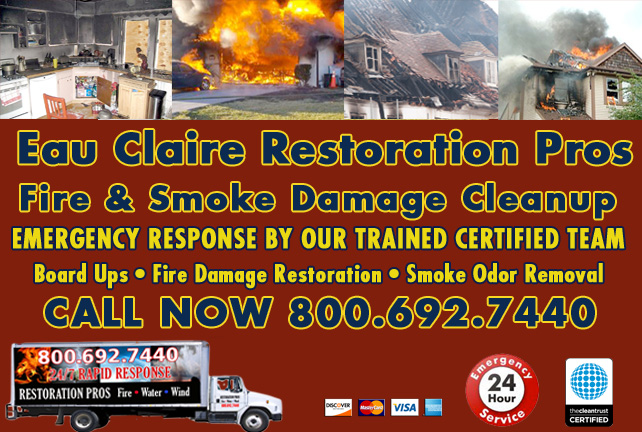 Eau Claire fire damage repair